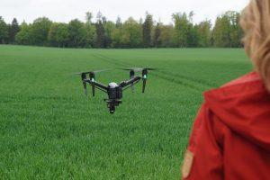 Drohne für Kitzrettung